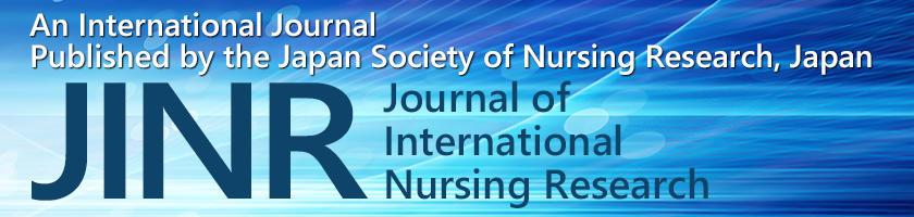 Journal of International Nursing Research